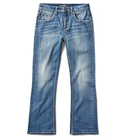 Silver Jeans Co. Boys' 8-20 Zane Boot Cut Jeans