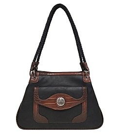 GAL Front Pocket Double Entry Post Hobo