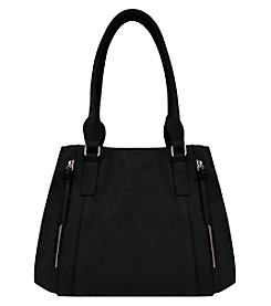 GAL Double Entry Pebble Tote