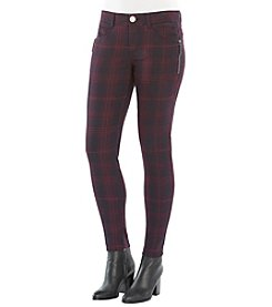 Democracy Plaid Jeans