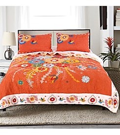 Greenland Home® Topanga Quilt Set