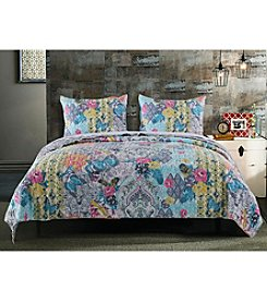 Greenland Home® Moxie Quilt Set