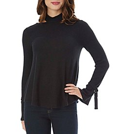 A. Byer Cut Out NecklineTop