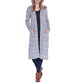 Skylar & Jade™ Striped Cozy Duster Sweater