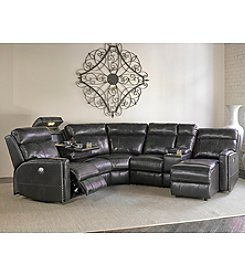 Lane® Charger 6-pc. Sectional