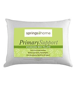 Springs Home Primary Support Pillow