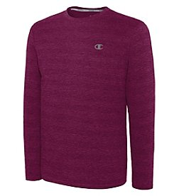 Champion® Men's Vapor Long Sleeve Crew