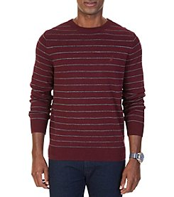 Nautica Men's Stripe Crew Sweater