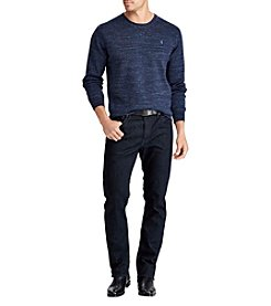 Polo Ralph Lauren Men's Big & Tall Crew Neck Sweater