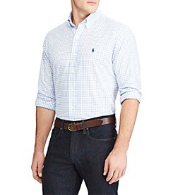 Polo Ralph Lauren® Men's Big & Tall Long Sleeve Button Down