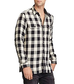Polo Ralph Lauren Men's The Iconic Flannel Shirt