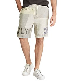 Polo Ralph Lauren® Men's Patchwork Fleece Shorts