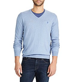 Polo Ralph Lauren® Men's Long Sleeve V-Neck Sweater