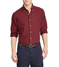 Polo Ralph Lauren® Men's Long Sleeve Button Down