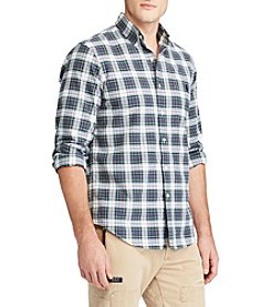 Polo Ralph Lauren® Men's The Iconic Plaid Oxford Shirt