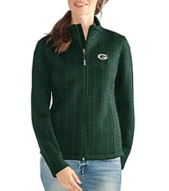 G III NFL®Green Bay Packers Full-Zip Sweater Jacket