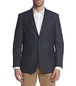 Tommy Hilfiger Men's Big & Tall Check Sport Coat
