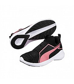 PUMA® Girls' Rebel Mid Gleam Sneakers