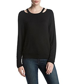 Ivanka Trump® Athleisure Knit Top