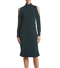 Vince Camuto Cold Shoulder Dress