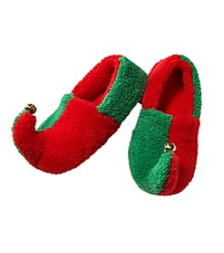 PJ Couture Elf Sherpa Moccasins