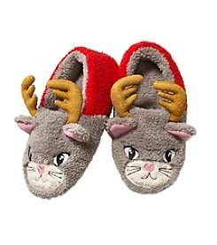 PJ Couture Kitty Sherpa Moccasins