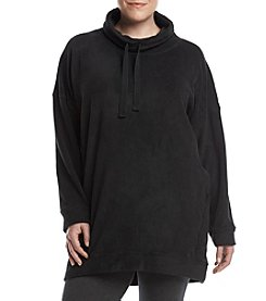 Cuddl Duds Plus Size Warmwear Fleece Tunic