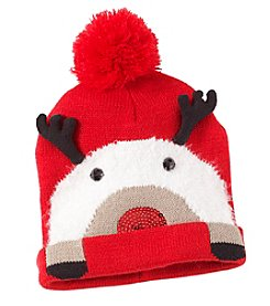 Collection 18 Dasher Reindeer Beanie