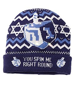 Collection 18 Hanukkah Light Up Beanie