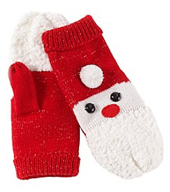 Collection 18 Santa Cheer Mittens