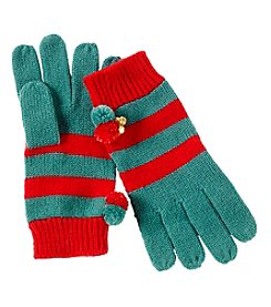 Collection 18 Jingle And Pom Gloves