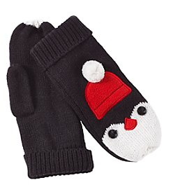 Collection 18 Penguin Pom Mittens