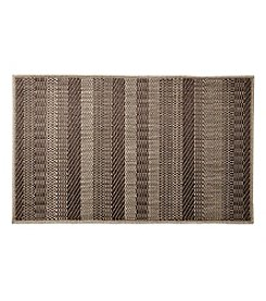 Bacova Textured Stripe Accent Rug