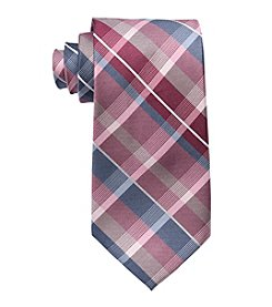 John Bartlett Statements Men's Gentle Plaid Tie