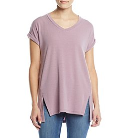 Cupio Drop Shoulder Top