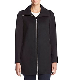 Calvin Klein Wool Down Back Jacket