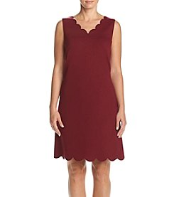 Nine West® Scallop Dress
