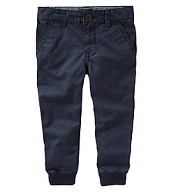 Oshkosh B' Gosh® Boys' 2T-5T Flat Ribbed Jogger Pants