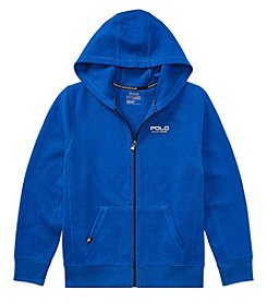 Polo Ralph Lauren Boys' 2T-20 Full Zip Hoodie
