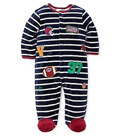 Little Me Baby Boys' Sports Footie Pajamas