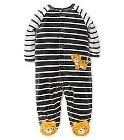 Little Me Baby Boys' Tiger Footie Pajamas