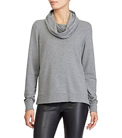 Lauren Ralph Lauren Petites' Cowl Neck Knit Top