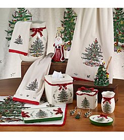 Avanti® Spode Christmas Tree Bath Collection