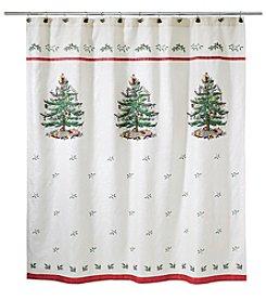 Avanti® Spode Tree Shower Curtain