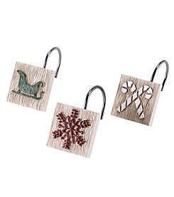 Avanti® Holiday Words Shower Hooks