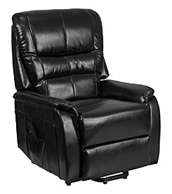 Flash Furniture HERCULES Series Remote Powered Leather Lift Recliner