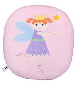 Wildkin Olive Kids Fairy Princess Plush Pillow