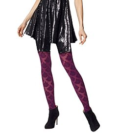 HUE® Control Top Rose Tights