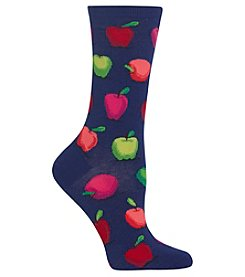 Hot Sox® Apples Socks