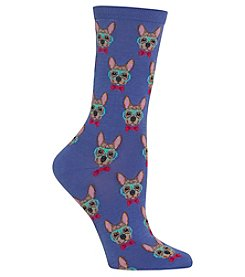 Hot Sox® Smart Frenchie Socks